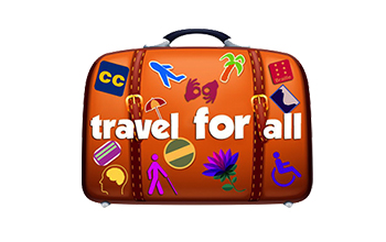 Logo Travel for all