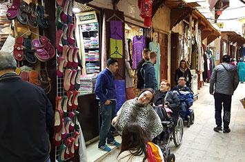 Morocco Accessible Travel Consultants Marrakech