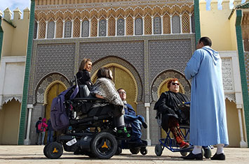 Accessible Morocco Fes