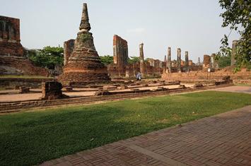 Thailand monuments